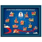 2018 FIFA World Cup Russia host city 11 pins-collection (official product)