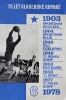75 years of football in Kladno 1903-1978