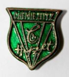 BSG Chemie Zeitz (East Germany; lacquer)