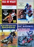 British speedway league programmes (1998-2003)
