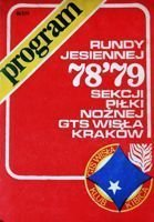 GTS Wisla Cracow Autumn Round 1978 guide