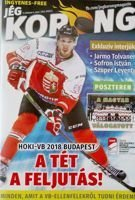 Ice Hockey monthly magazine (Hungary) nr 4 April 2018