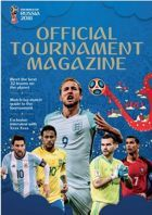 Official Tournament Magazine World Cup Russia 2018