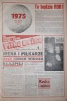 Pilka Nozna Weekly Magazine - Annual 1975 and 1976 (nr 1-8)
