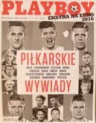 """Playboy"" Magazine special edition - Extra Euro 2016"