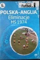 Poland - England FIFA World Cup 1974 qualyfing match (06.03.1973) DVD film