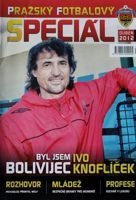 """Prague Football Special"" monthly magazine (April 2012)"