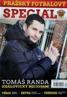 """Prague Football Special"" monthly magazine (December 2013)"