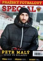 """Prague Football Special"" monthly magazine (December 2014)"