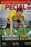 """Prague Football Special"" monthly magazine (June-July 2012)"