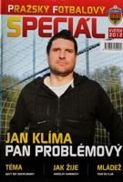 """Prague Football Special"" monthly magazine (May 2012)"