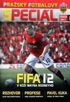 """Prague Football Special"" monthly magazine (October 2011)"