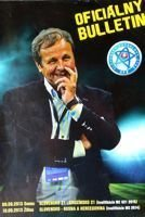 Slovakia - Bosnia and Herzegovina 2014 World Cup qualification match official programme (10.09.2013)