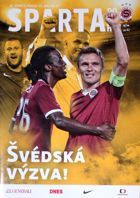 Sparta Prague - Malmo FF UEFA Champions League (29.07.2014) official programme