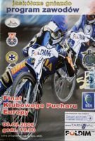 Speedway Clubs Europa Cup Final (Tarnow, 03.09.2006) official programme