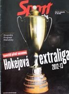Sport Magazine Fan's Guide (Czech Republic) - Ice hockey Extraliga 2012/2013