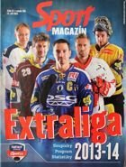 Sport Magazine Fan's Guide (Czech Republic) - Ice hockey Extraliga 2013/2014