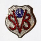 Surinamese Football Association (enamel; signature)