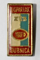 TJ Spartak ZTS Dubnica (epoxy; with signature)