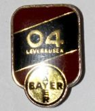 TSV Bayer 04 Leverkusen (epoxy, with signature)
