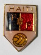The Haiti Football Federation (epoxy, signature)