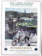 The Lawn Tennis Championships Wimbledon 2010. Official Programme