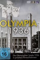 The Olympiad Berlin 1936. Olympic Games in private records DVD film