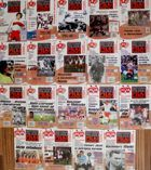 The history of Polish Football (set of 20 issues)