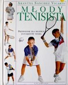 The young tennis player. Handbook