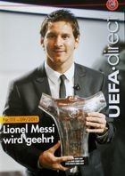 """UEFA direct"" monthly magazine nr 9/2011"