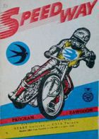 Unia Tarnow - Start Gniezno speedway league match programme (05.04.1987)