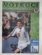 Votroci (football magazine in Hradec Kralove region Journal) 10.07.2010