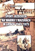 Warmia and Mazury horse-riding sport 1945-1975