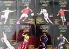 World Cup 2006 finalists set of 8 DVD's + books