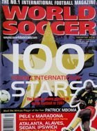 World Soccer Monthly Magazine (February 2001)
