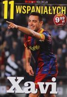 Xavi (The 11 Magnificents - Przeglad Sportowy collection, nr 7)