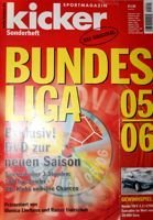 """kicker"" Magazine Fan's Guide - 1. and 2. Bundesliga 2005/2006"