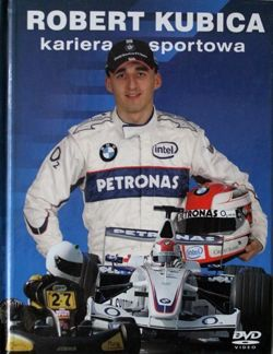 Robert Kubica. The Sportsman career DVD film