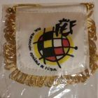 Spanish Football Federation pennant (official product)