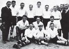 1.FC Katowice (1928) - Sport History collection No. 59 postcard