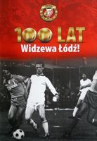 100 years of Widzew Lodz Jubilee official programme (2010)