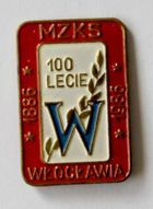 100th Anniversary of MZKS Wloclawia Wloclawek (lacquer)