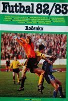 1982-1983 Czechoslovakia Football Yearbook