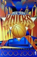 2000-01 New York Knicks Media Guide