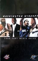 2000-01 Washington Wizards Media Guide