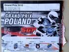 2010 Poland Republic FIM Speedway Grand Prix ticket (19.06.2010)