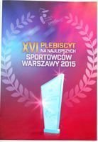 2015 The Best Sportsman's of Warsaw Plebiscite