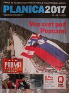 2016–17 FIS Ski Jumping World Cup final tournament in Planica programme (Slovenske Noviny)