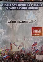 2016–17 FIS Ski Jumping World Cup final tournament in Planica programme (Sportni Dnevnik)