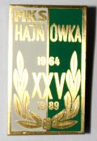 25 years of MKS Hajnowka